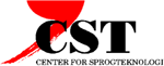 Center for Sprogteknologi's logo